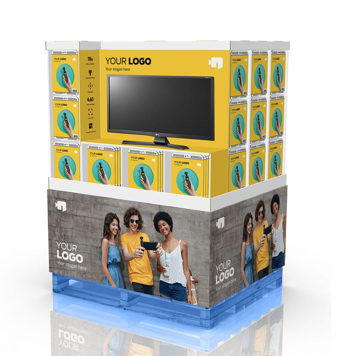 TV PALLET