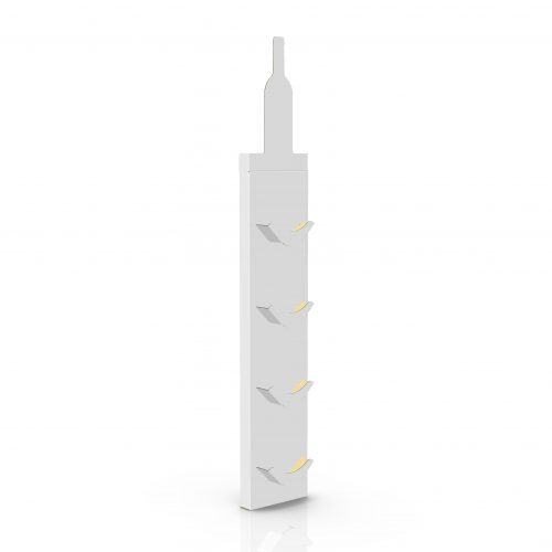 Cardboard display sidekick - 3d